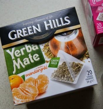 Green Hills 阿根廷瑪黛茶袋泡茶(25包)