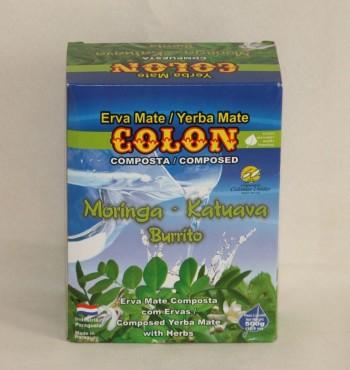 Colon 巴拉圭辣木捲餅瑪黛茶(500克)