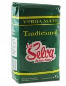 La Selva 烏拉圭傳統瑪黛茶(1公斤)