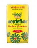 Verdeflor 阿根廷混合草本瑪黛茶(500克)