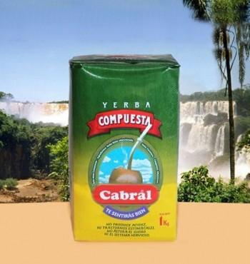 Cabral 烏拉圭混合瑪黛茶(1公斤)